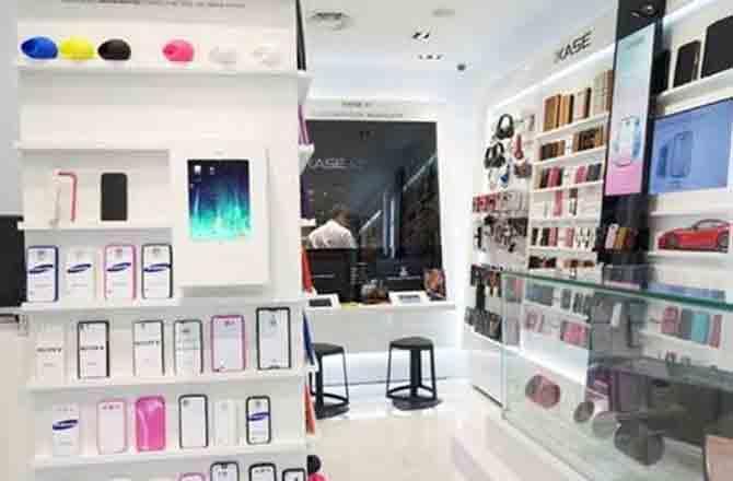 electronic market - Pic : INN
