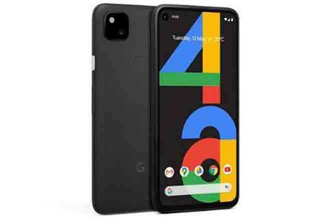 Google Pixal 4a - Pic : INN