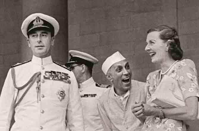 Nehru and Adona