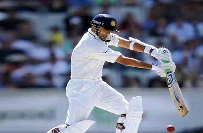 Rahul Dravid - Pic : INN