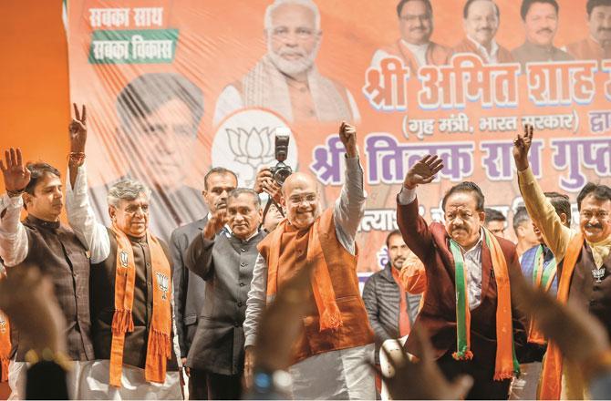 دہلی الیکشن میں نفرت کی سیاست کا افسوس ناک مظاہرہ