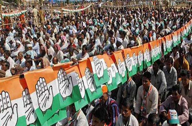 دہلی کے انتخابی نتائج اور  کانگریس
