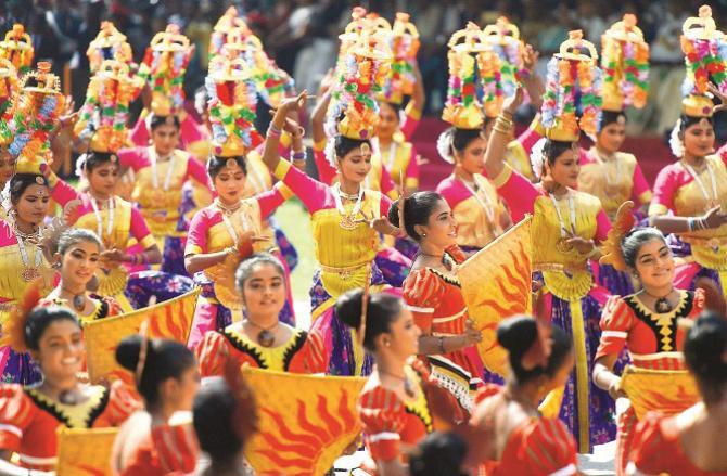 چار فروری کوسری لنکا اپنا یوم آزادی مناتا ہے