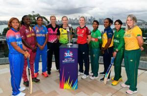 خواتین ٹی ۲۰؍ ورلڈ کپ کی کپتان
