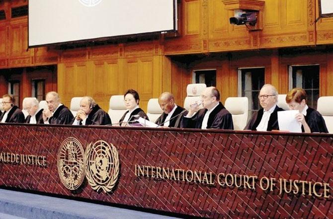 عالمی عدالت کا روہنگیا مسلمانوں کے تحفظ کو یقینی بنانے کا حکم
