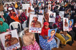 شہریت قانون کیخلاف احتجاج  جاری