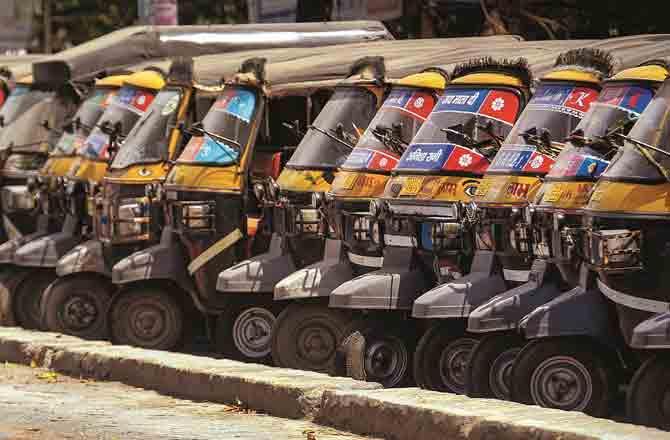 Auto Rikshaw - Pic : PTI