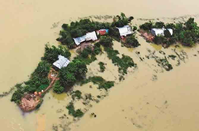 Bangladesh Flood - Pic : PTI