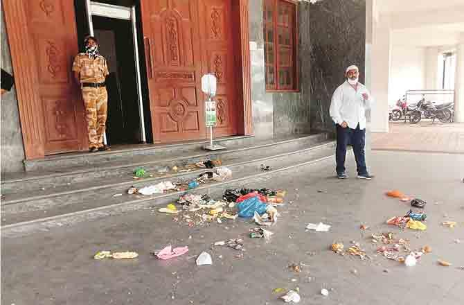 Bhiwandi Garbage Issue