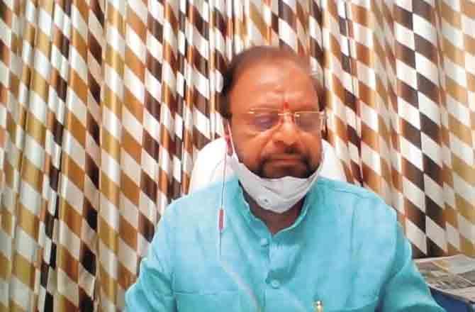 BJP Corporator