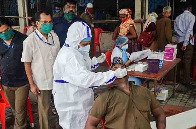 Coronavirus Fear - Pic : PTI