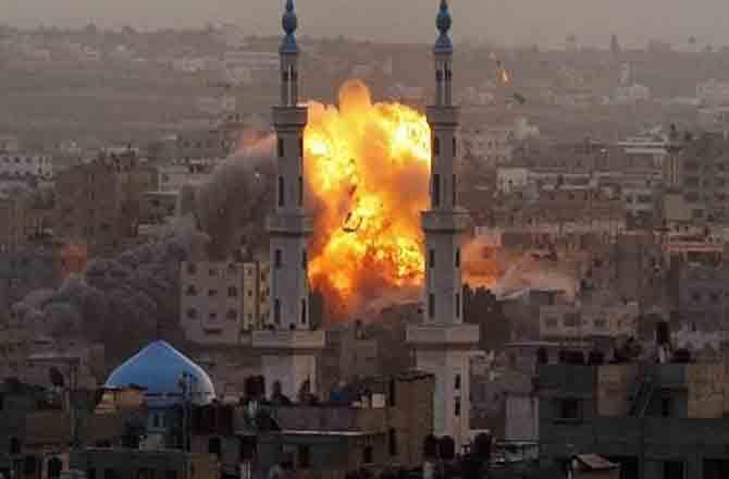 Gaza - PIC : INN