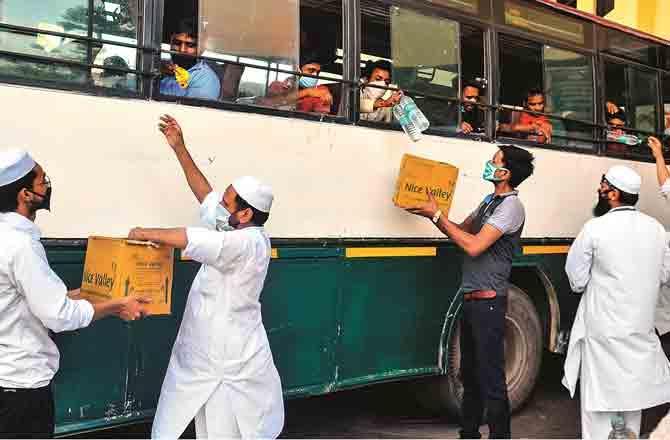 Migrant Worker - Pic : PTI