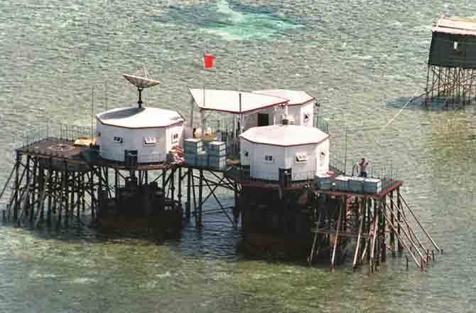 South China Sea - Pic : PTI