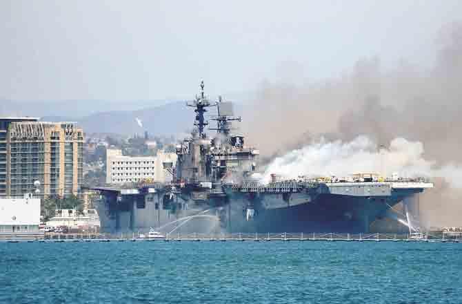 US Navy - Pic - PTI