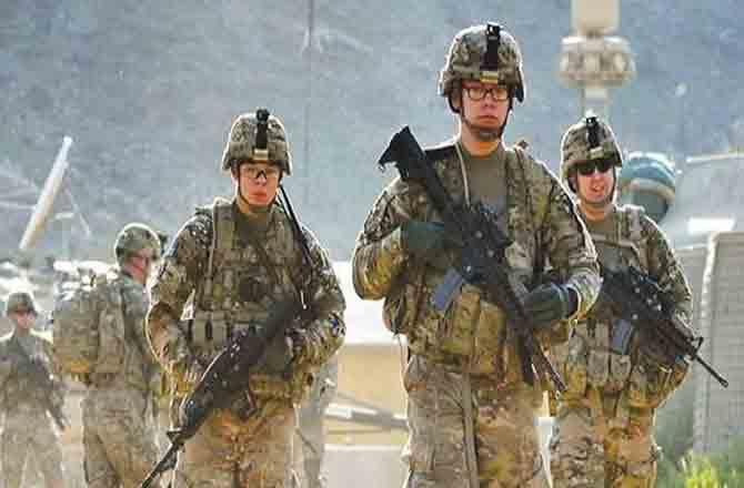 American Soldiers - Pic :  INN
