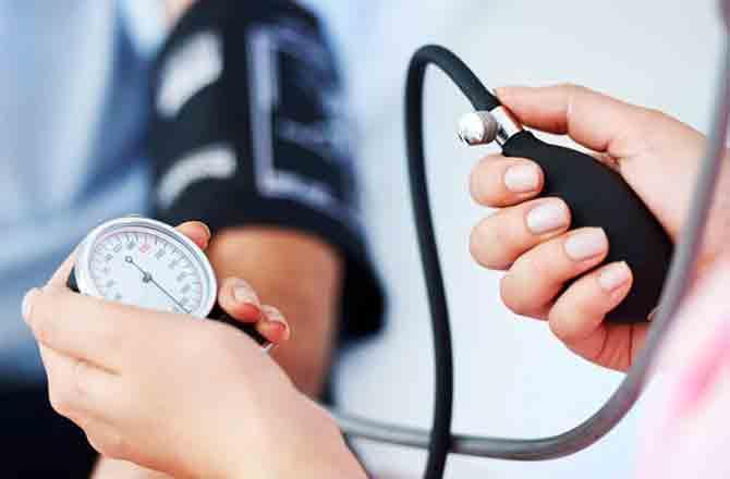 Blood Pressure - Pic : INN