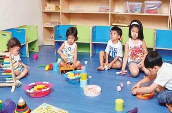 Children Playing - Pic : INN