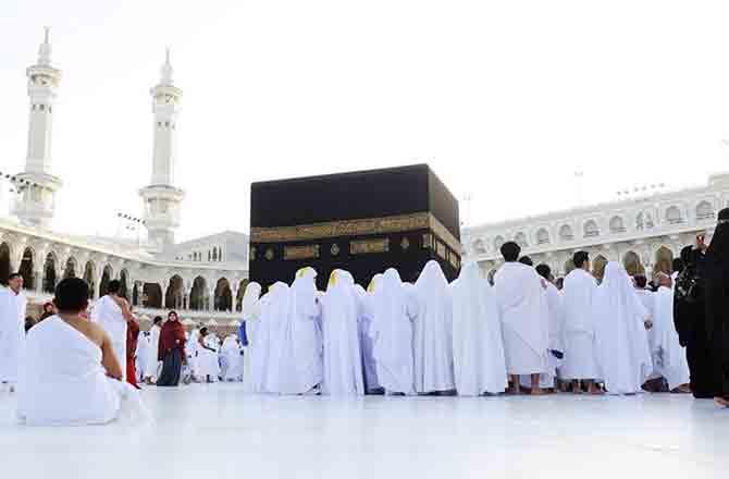 Makkah Sharif - PIC : INN