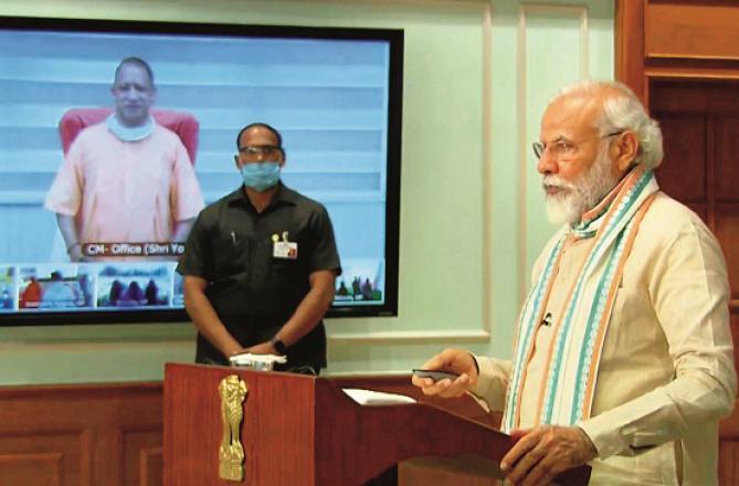 Prime Minister Narendra Modi Photo: INN