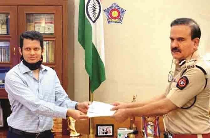 Mumbai Police - Pic : INN