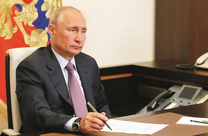 Vladimir Putin. Photo: INN