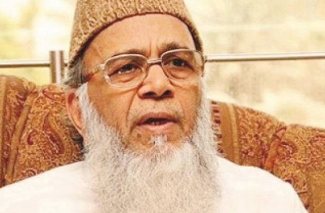 Syed Munawar Hussain