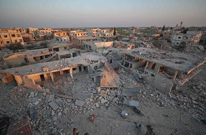 Syria - Pic : INN