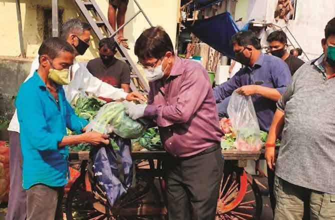 Market - Pic : PTI