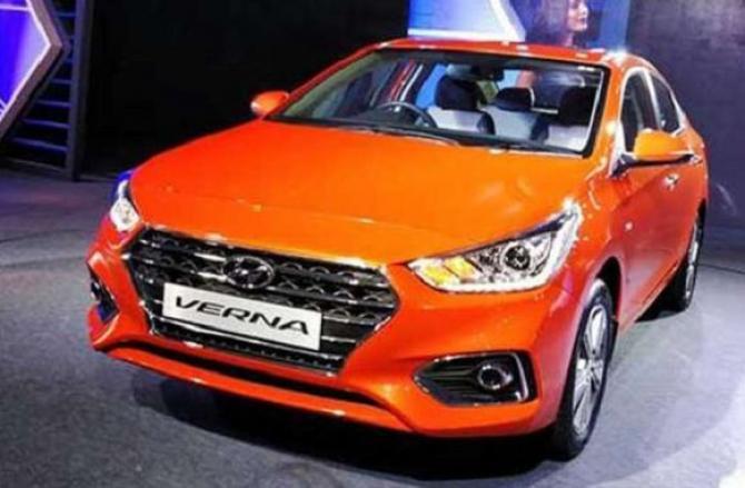 Hyundai Verna Picture INN