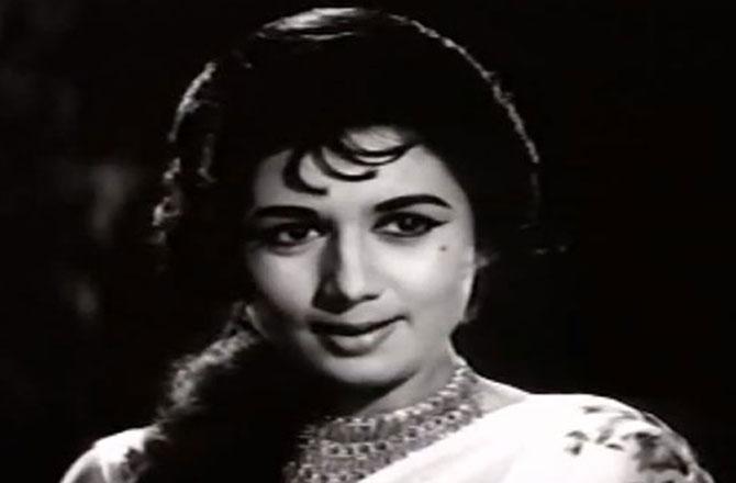Actress Nanda - Pic : INN