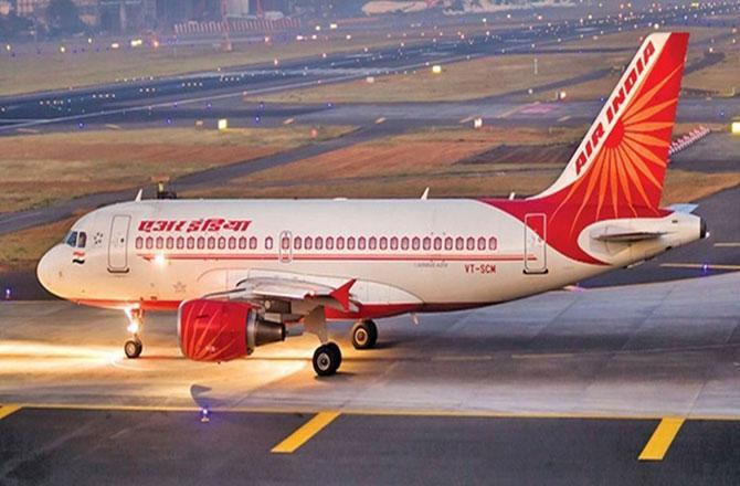 Air India - Picture : INN