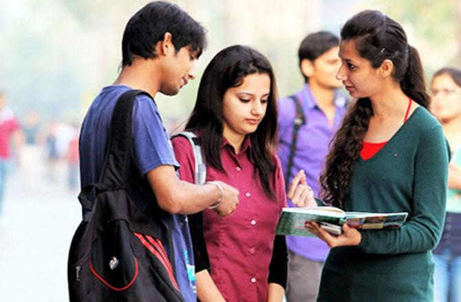 College Students - Pic : INN