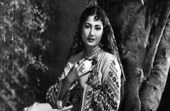 Meena Kumari - Pic : INN