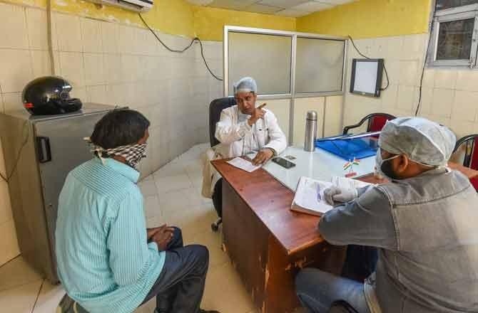 Corona Patients Recover - Pic : PTI
