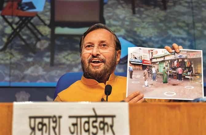 Prakash Javdekar - Pic : PTI
