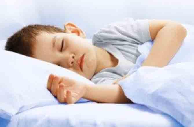 Children Sleeping - Pic : INN