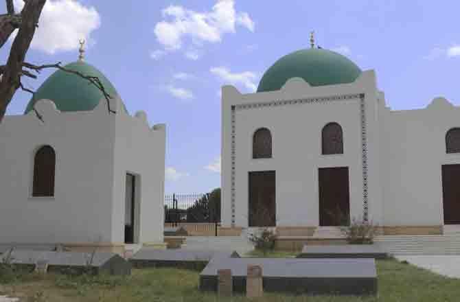 Ethopian Mosque - Pic : Daily Saba