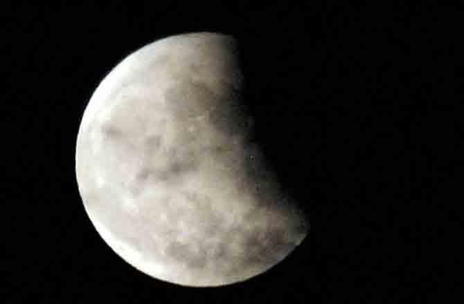 Moon - Pic : INN