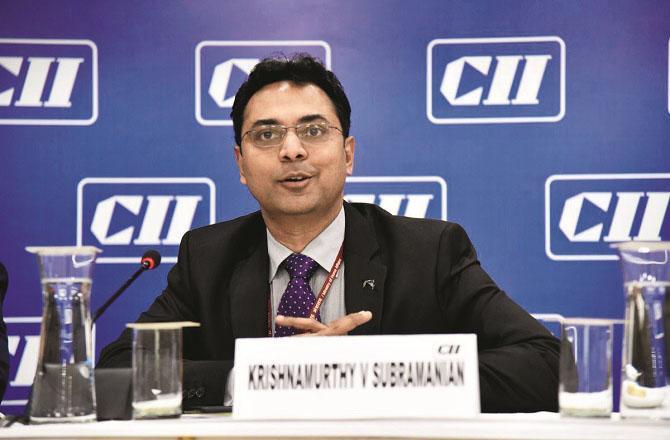 Dr. Krishna Murthy Subramanian.Picture :INN