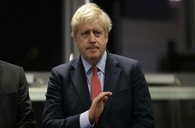 Boris Johnson - Pic : INN