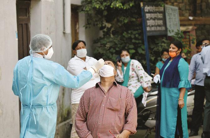 coronavirus india - Pic : PTI