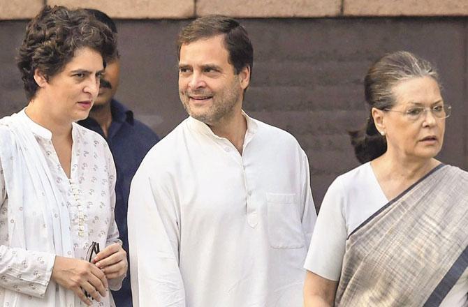 Gandhi Family