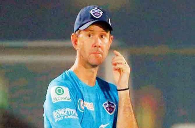 Ricky Ponting. Picture :INN