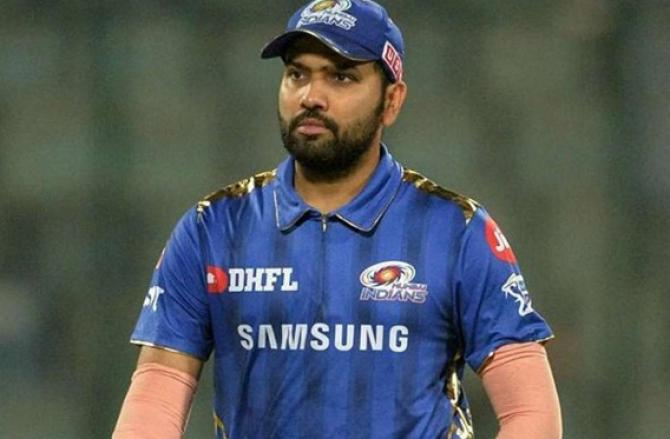 Rohit Sharma. Photo : INN