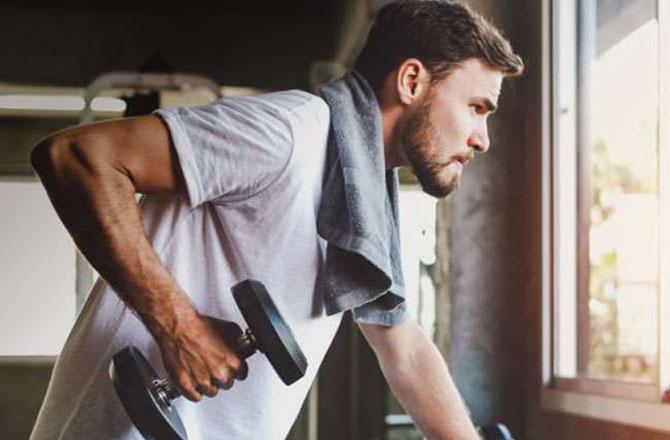 Workout - Pic : INN