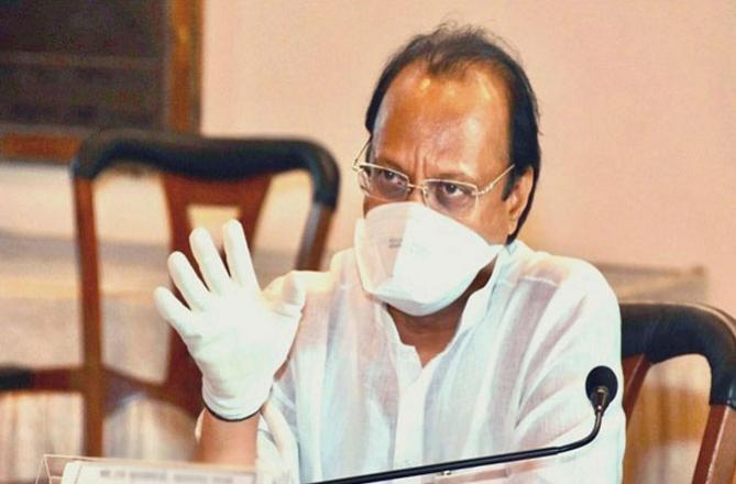 Ajit Pawar. Picture:INN