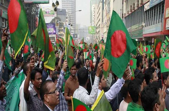 Bangladesh Protest - Pic : INN