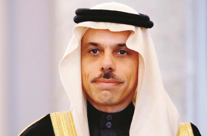 Faisal bin Farhan. Photo: INN