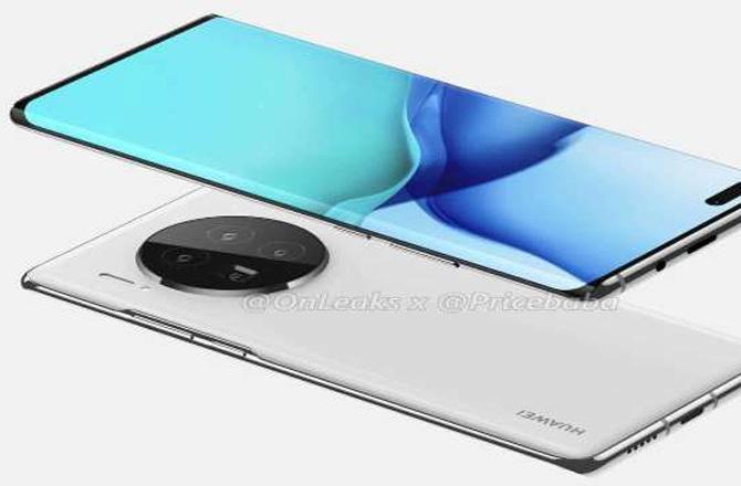 Huawei Smartphone - Pic : INN
